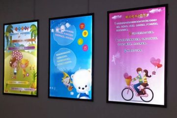 Рекламные панели