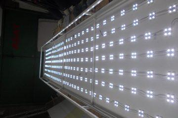 Ремонт светодиодной вывески